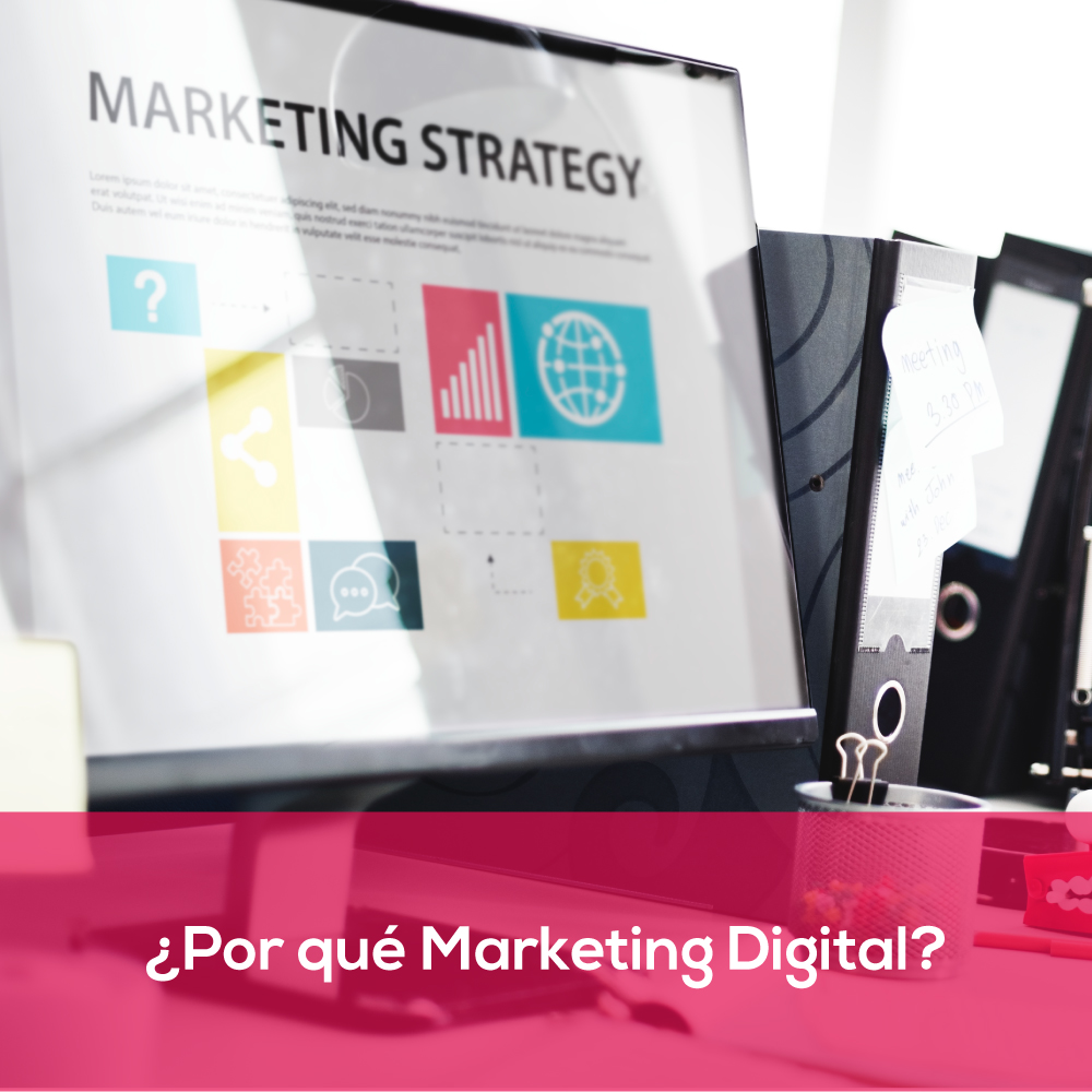 porqué marketing digital - Broccoli Studios